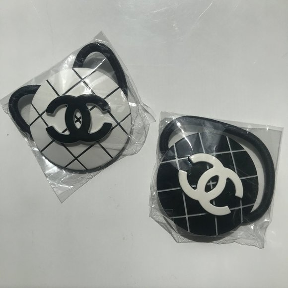 Authentic Chanel Hair Accessories